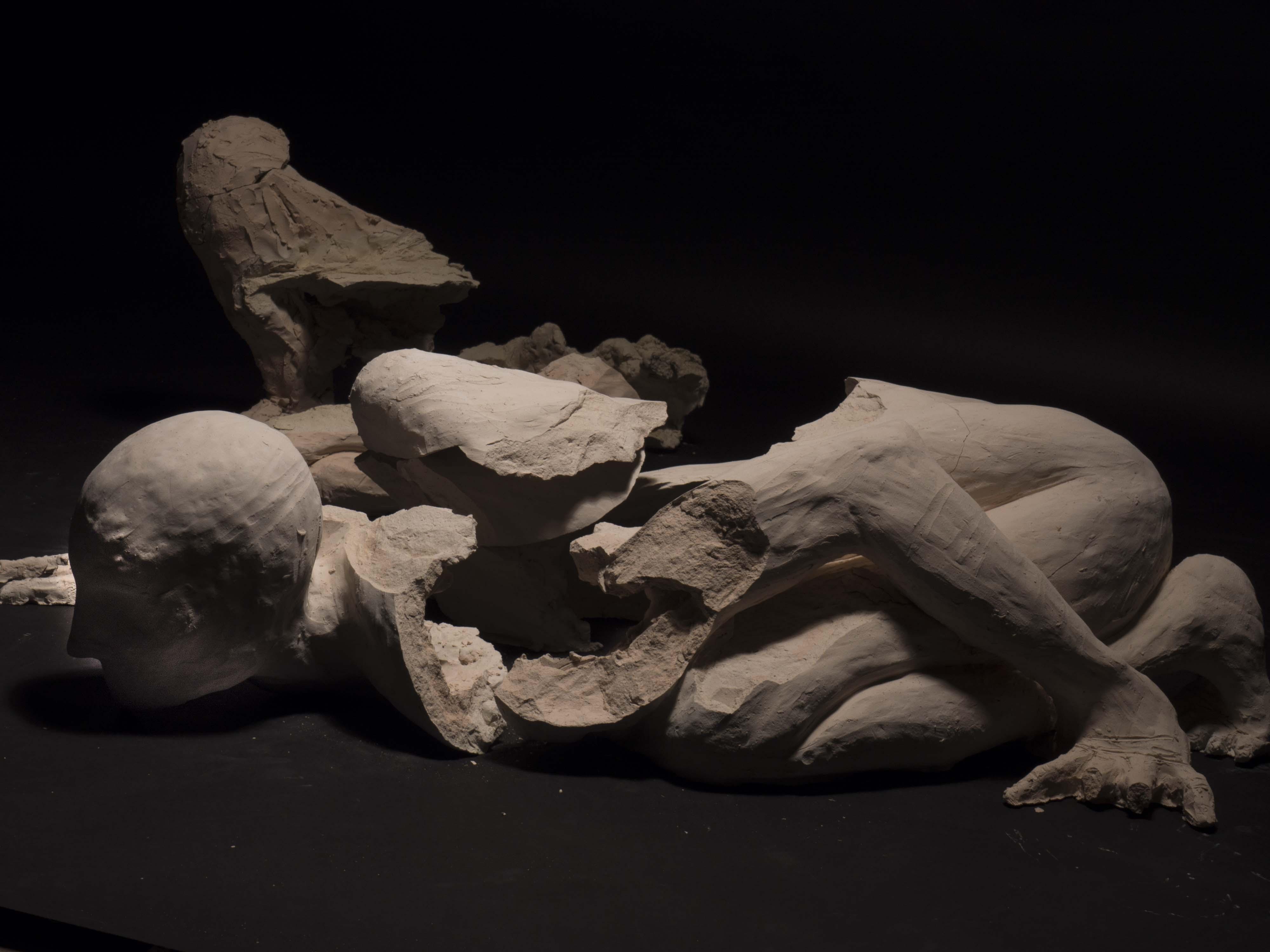 Sculpture Artworks Sophia Moffa.